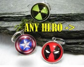 Comic Book charms, Comic charms, Superhero Charms, Superhero Charm, Superhero Pendant, price is per charm