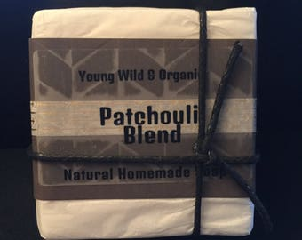 Patchouli || Natural Goat's Milk Soap