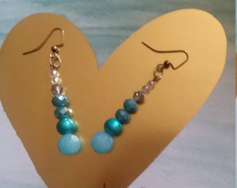 Hand Crafted Dangle Earrings