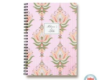 Bullet Journal Notebook Journal Sketchbook - Spiritual - Dotted Lined Blank - Custom Notebook - Custom 1N