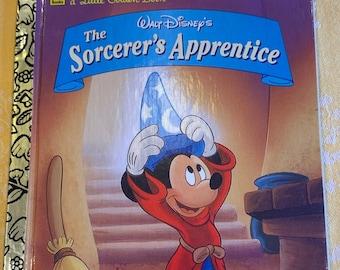 Walt Disney's The Sorcerer's Apprentice Little Golden Book