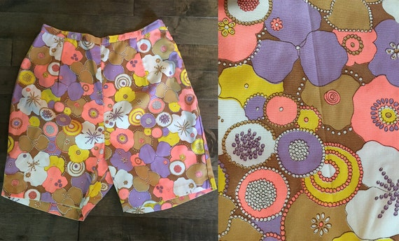 Women's Floral Bermuda Shorts