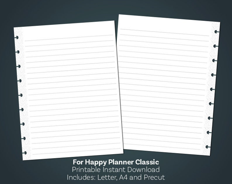 picture regarding Printable Note Pages known as Covered Paper, Take note Paper Printable, Planner Observe Webpage, The Joyful Planner, Delighted Planner Notes Internet pages, Bare minimum Planner Inserts, Refill
