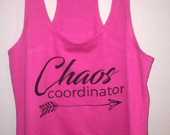 Chaos Coordinator Ladies Tank