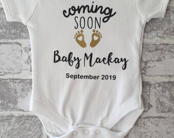 e061cfd01487 Pregnancy announcement