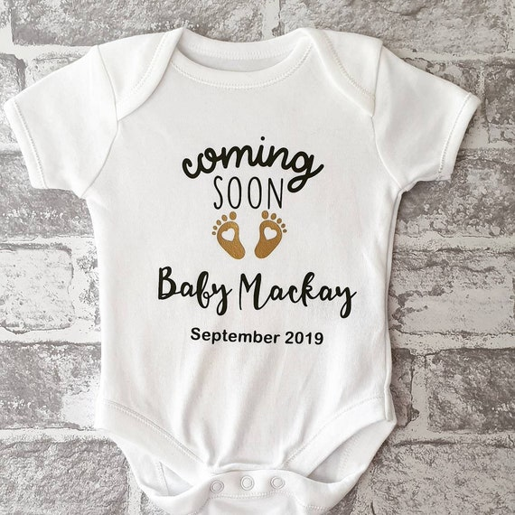 Coming Soon September 2019 Baby On The Way T-Shirt