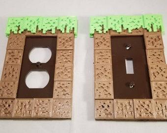 Minecraft Room Decor Etsy