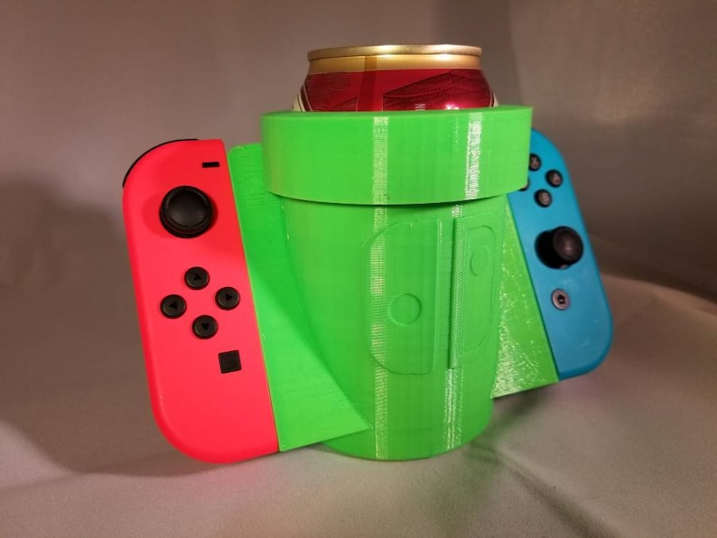 Nintendo switch Joycon Joy Con drink cup holder - controller - grip -  holder -