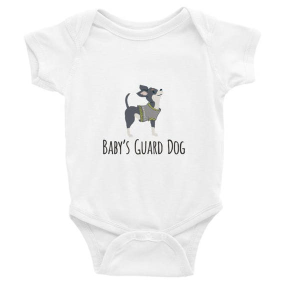 Dog Baby Bodysuit Chihuahua Baby Girl Clothes Baby Boy Clothes