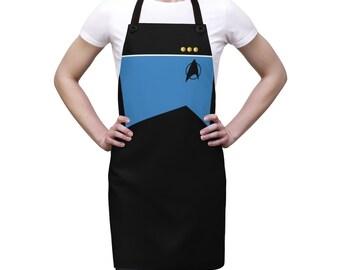 Star Trek, The Next Generation Uniform Apron