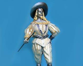 Piero Benzi-King Charles I of England