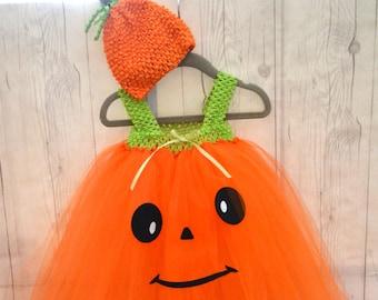 Pumpkin Costume Etsy