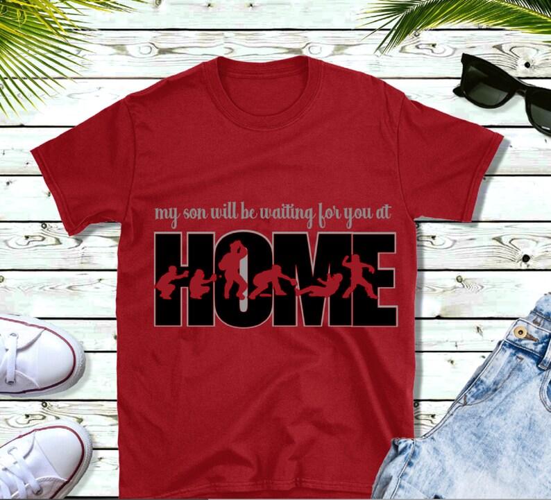 5f1a9592 Baseball Catcher T-shirt Catcher at Home T-shirt Mom's | Etsy