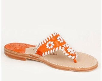 a600fabb5 Palm Beach Classics in Orange  White
