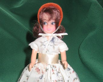 Lavender Doll Ornament