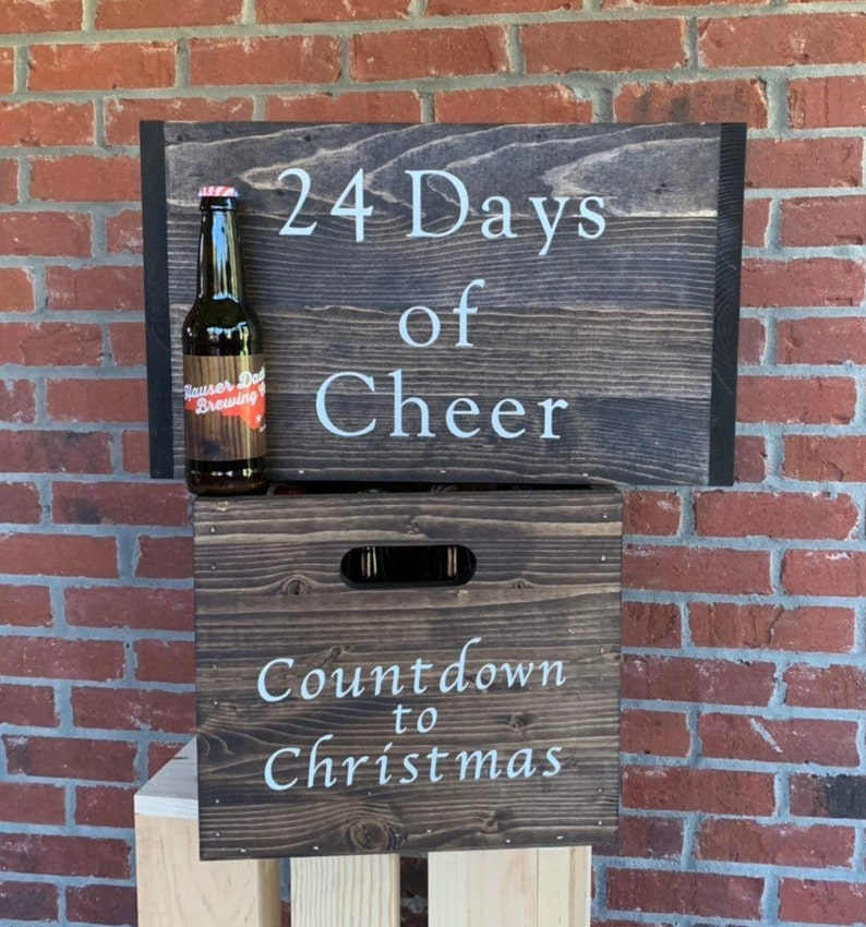 Vintage 24-pack 12 oz  bier krat, 24-Pack bier krat