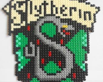 Pixel Art Harry Potter Hufflepuff