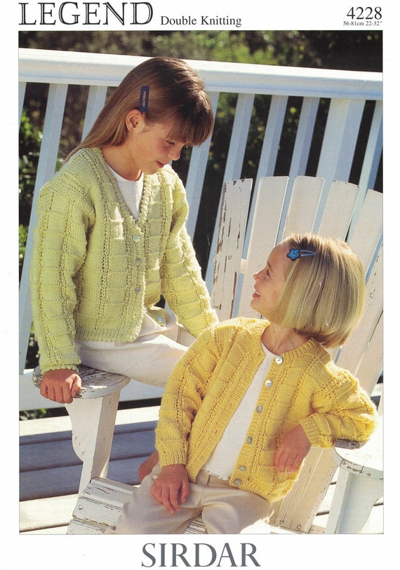 """DK Knitting Pattern Boys//girls All In One Suit Size 24//32/"""" Chest"""