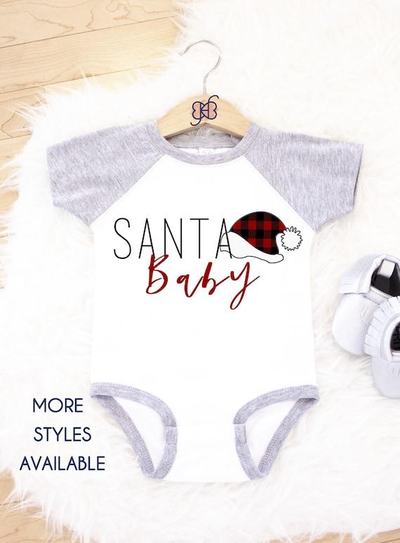 Baby Vests Bodysuit Soft Cotton Present Who Needs Santa I/'ve Got My Godmother