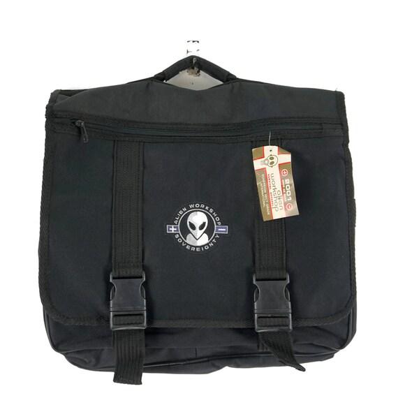 Vintage Alien Workshop Messenger Bag Deadstock / A