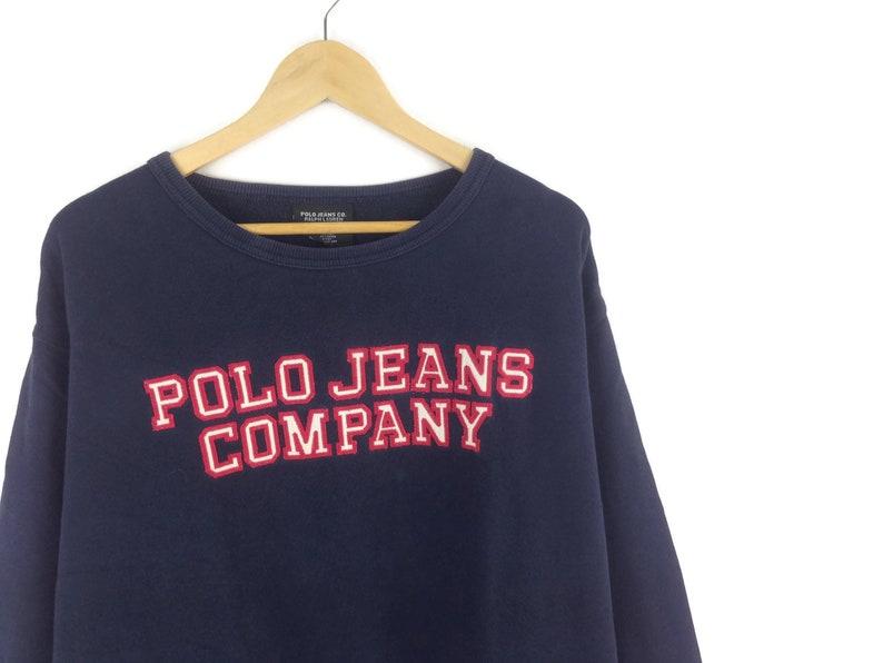 Clothing Sweatshirt Jeans Polo Ralph Blue Dark Co Vintage Lauren Aesthetic srQtdhC