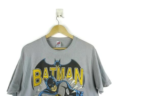 80s Batman Vintage Shirt / Vintage T Shirt / Vinta