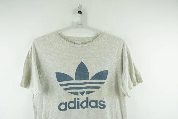 Adidas Vintage Trefoil Shirt / Vintage Adidas / Vi