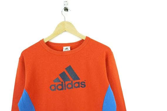 3b316b711f5 Adidas Sweatshirt Multicolor   Adidas Vintage   Vintage