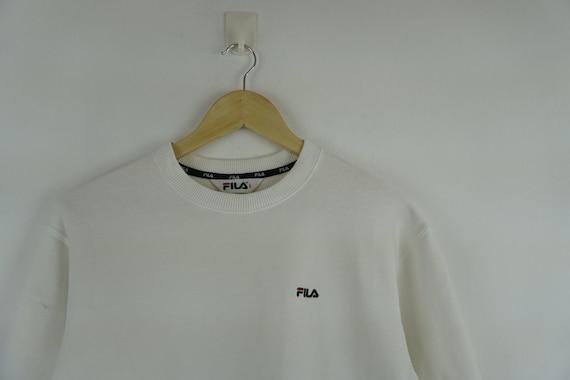 Fila Sweatshirt Small Logo / Fila Vintage Sweatshi