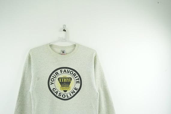 Vintage Ethyl Your Favorite Gasoline Sweatshirt /