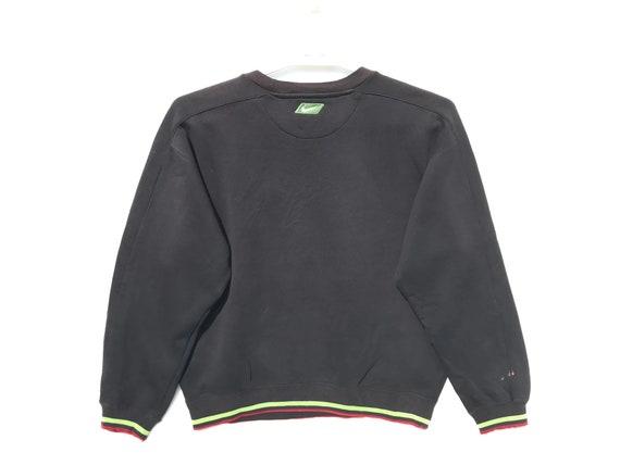 Nike Sweatshirt schwarz Nike Vintage Jahrgang Nike Sweatshirt schwarz