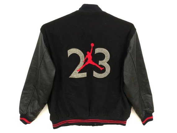 Vintage Nike Air Jordan Jumpman Bomber