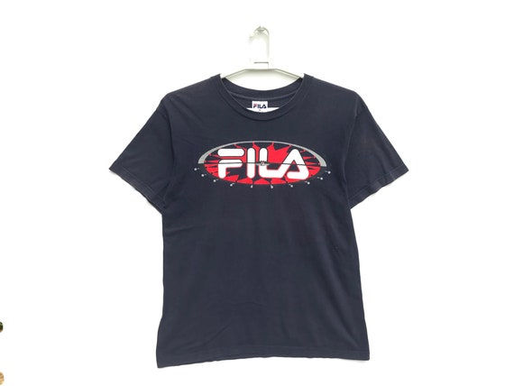 sweat fila vintage