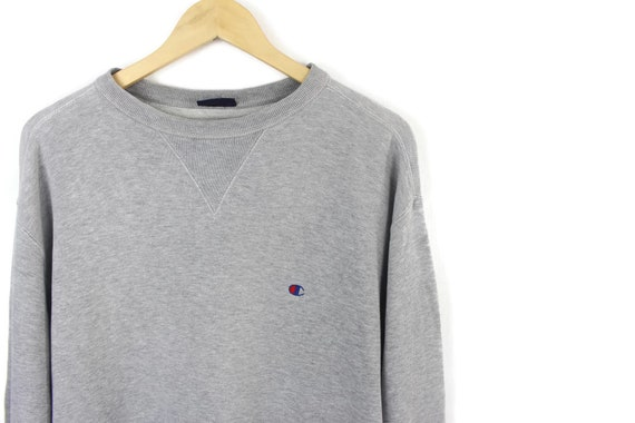 Grey Champion Vintage Sweatshirt / Vintage Champio