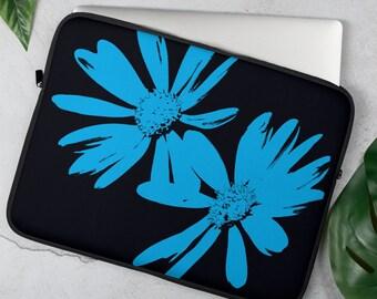 sex FLOWERS: Laptop Sleeve