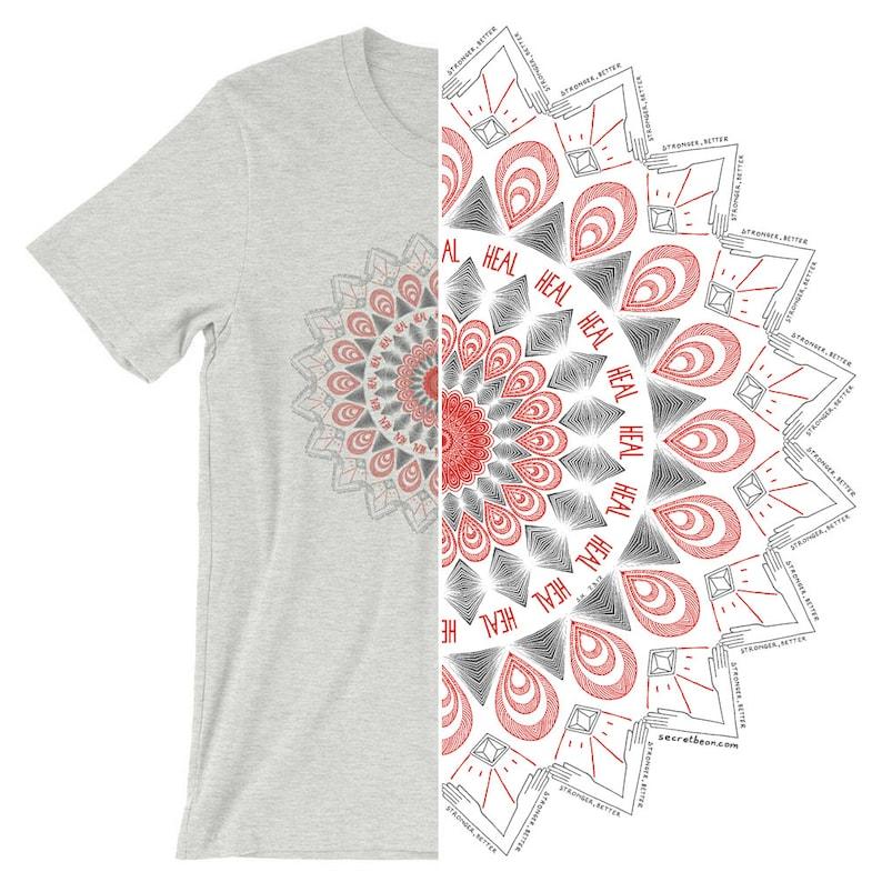 Heal: T-Shirt image 0