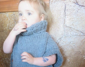 Sweater over size 2-3 years
