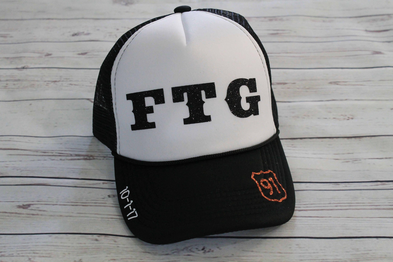 3c1cf7f2ebd Womens FTG Trucker Hat route 91 survivor