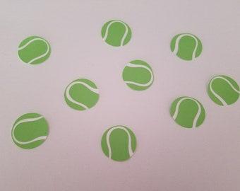 Tennis Ball Confetti