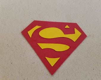Bathroom Restrooms Sign Men Women Superman Wonder Woman