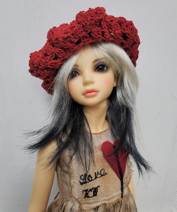 "Monique NATALIE doll wig Size 7-8/"" in 3 COLORS"