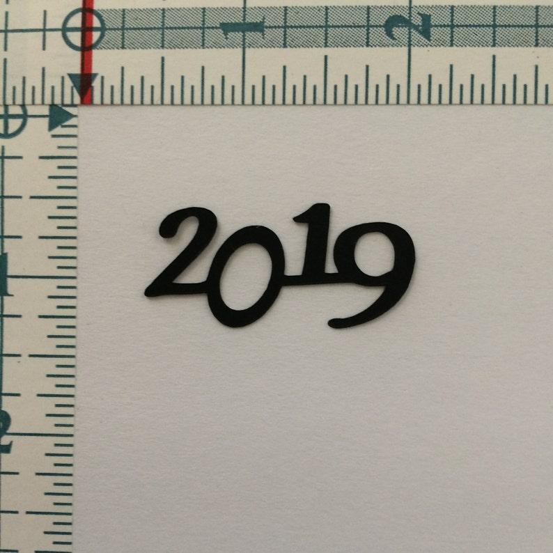 2019 confetti 100-piece scrapbooking embellishment party decorations card stock