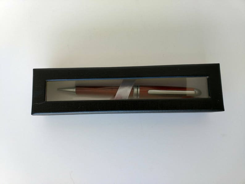 Handmade Wood Pen Padauk