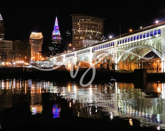 Cleveland Photography -- Digital Download