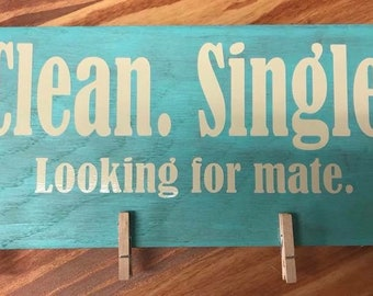 13x6 wood Laundry Sign