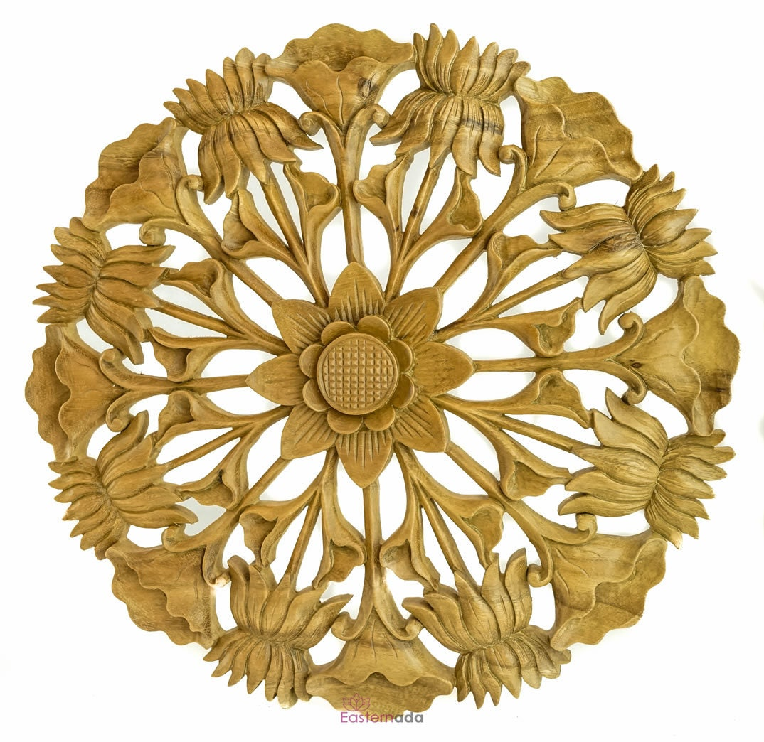 Exelent Wood Carved Wall Decor Images - Art & Wall Decor - hecatalog ...