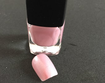 Pink Iridescence 7-free Nail Polish
