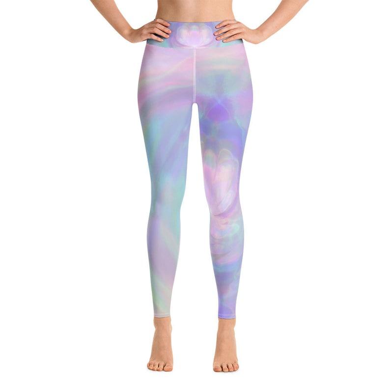 Rainbow Pastel Leggings