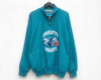 64d8ae29976b6 Hornets sweatshirt   Etsy