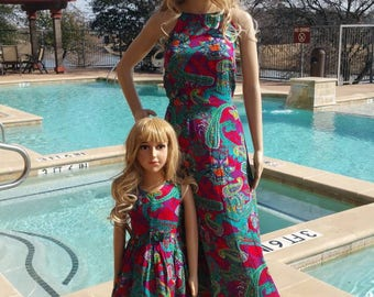 c9234ab1f78e 36 - Mother daughter dresses / Mommy and Me Dresses | Matching Mother  Daughter Dresses| Mother Daughter Matching /mommy&me